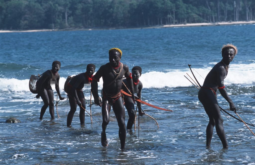 Infeksi COVID-19 di Anggota Suku Andaman