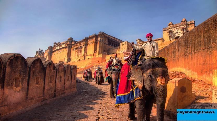 Berkunjung di Kota Biru Cantik Rajahstan India