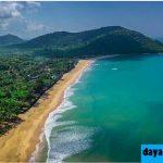 Rekomendasi Pantai Cantik di Goa, India