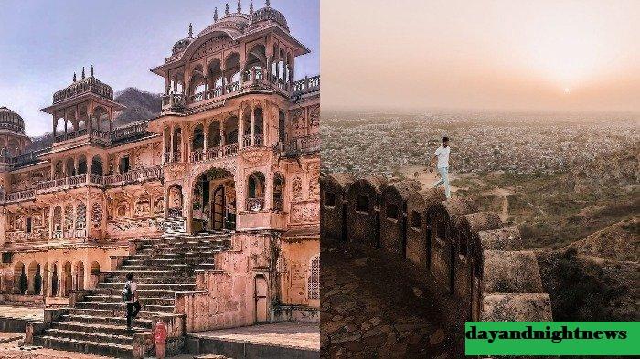 Tempat Wisata Terbaik di Jaipur India
